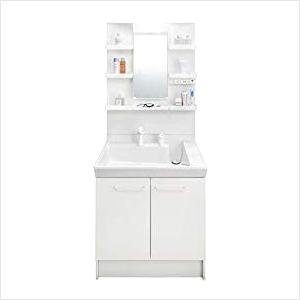 普通の洗面台