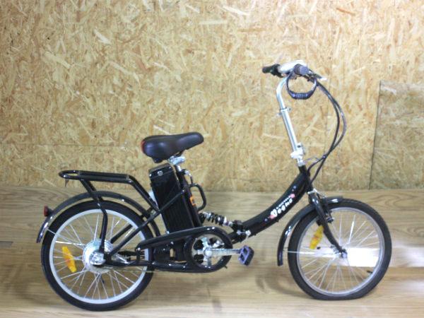 E-BICYCLEを8000円で買取ました。@東京都新宿区(ID:22078)