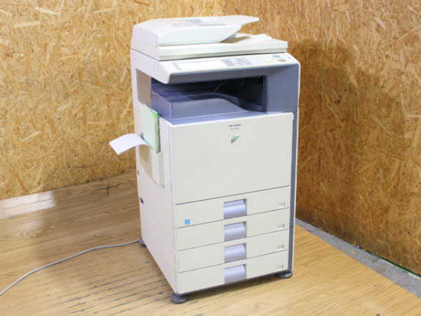 MX-2700FGを2000円で買取ました。@東京都港区(ID:25456)