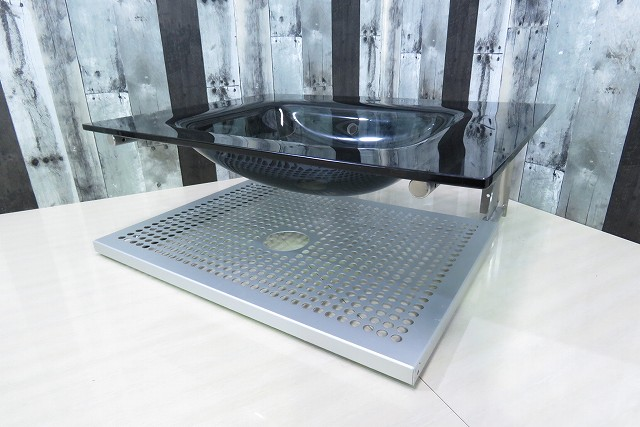 強化ガラス洗面台を6000円で買取ました。@さいたま市西区(ID:1652)