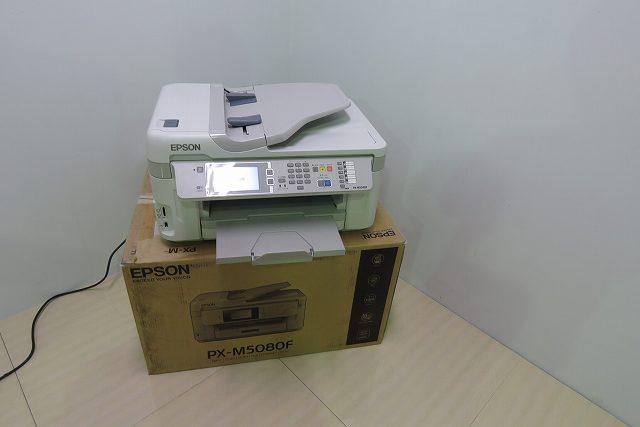 PX-M5080Fを300円で買取ました。@野田市(ID:3969)