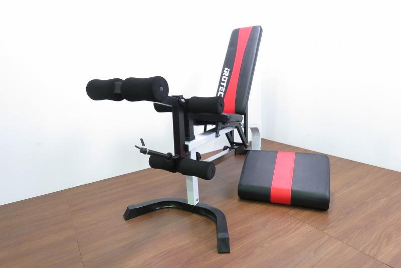 アイロテック-ベンチプレス-マルチポジションベンチ-インクラインベンチ-トレーニング器具を10000円で買取ました。@鴻巣市(ID:5853)