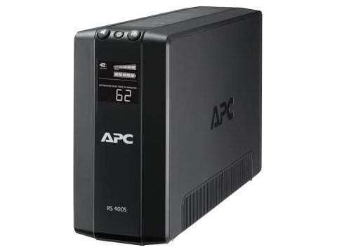 無停電電源装置 APC エーピーシー RS 400 BR400S-JP E UPS 出力容量400VA/240W ラインインタラクティブ方式
