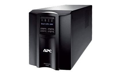 APC エーピーシー 無停電電源装置 UPS SMT1000J 670W 1.0kVA 6分可動