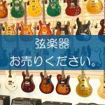 弦楽器の買取なら出張買取の良品企画。高く売るためのポイントは?