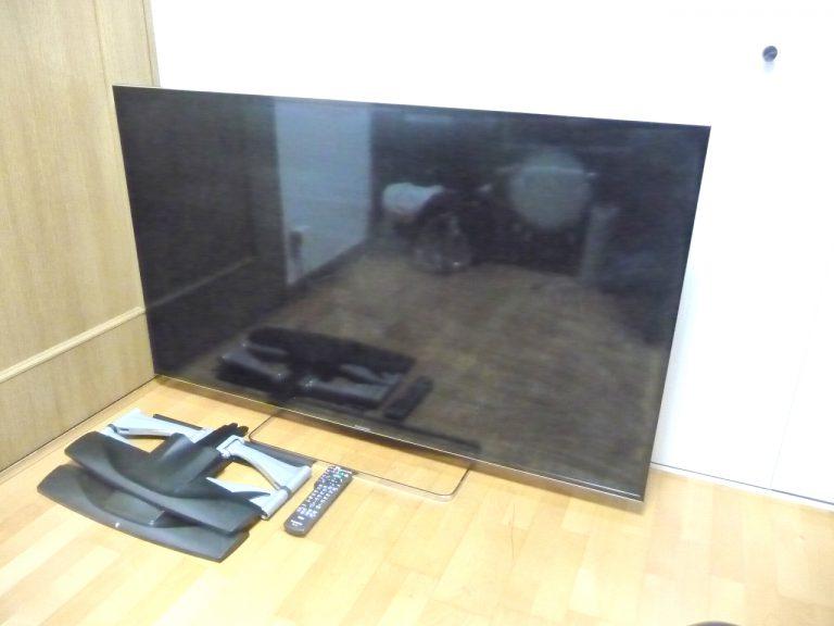 液晶テレビ Panasonic VIERA TH-58AX800F パナソニック ビエラ 58インチ 58型 4K フレームクリエーション LED 壁掛け