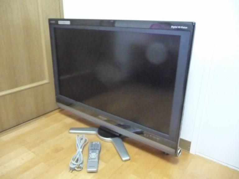 液晶テレビ SHARP AQUOS LC-32DE5 シャープ アクオス 32型 地デジ リモコン GA765WJSA B-CAS 付属