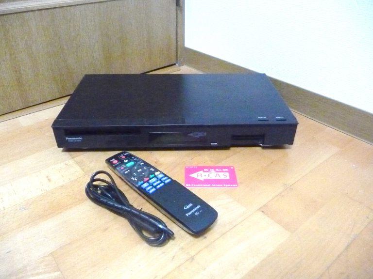 ブルーレイレコーダー Panasonic DIGA DMR-UX4050 パナソニック おうちクラウドディーガ 4TB 最大6チャンネル 2018年 SUKV000022