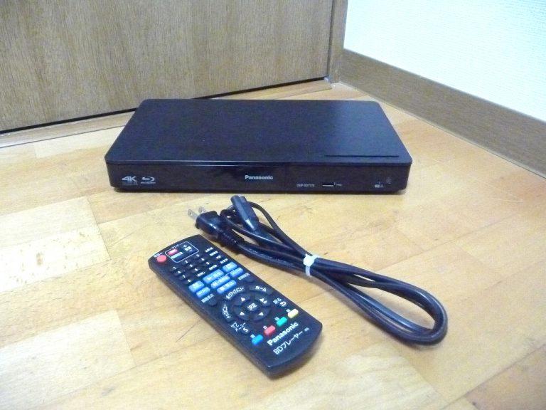 ブルーレイディスクプレーヤー Panasonic DMP-BDT170 パナソニック 4K アップコンバート お部屋ジャンプリンク 高速起動