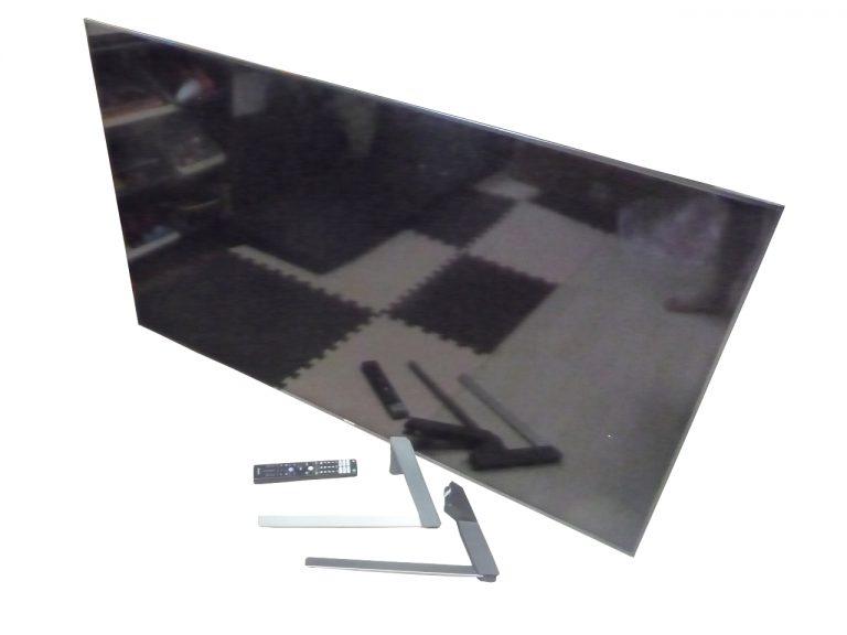 液晶テレビ SONY BRAVIA KJ-65X9500G RMF-TX410J ソニー ブラビア 2019年 65インチ 65型 4K X1 Ultimate