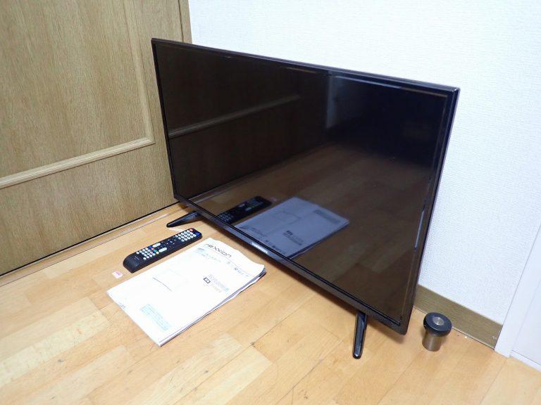 液晶テレビ neXXion FT-C3201B ネクシオン 32インチ 32型 B-CAS リモコン RM-2C1 ゲームモード