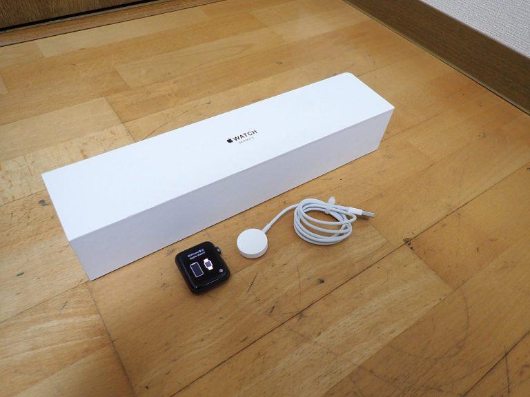 アップルウォッチ Apple Watch Series 3 GPS+Cellularモデル 42mm MQKN2J/A デュアルコアプロセッサー Bluetooth Wi-Fi