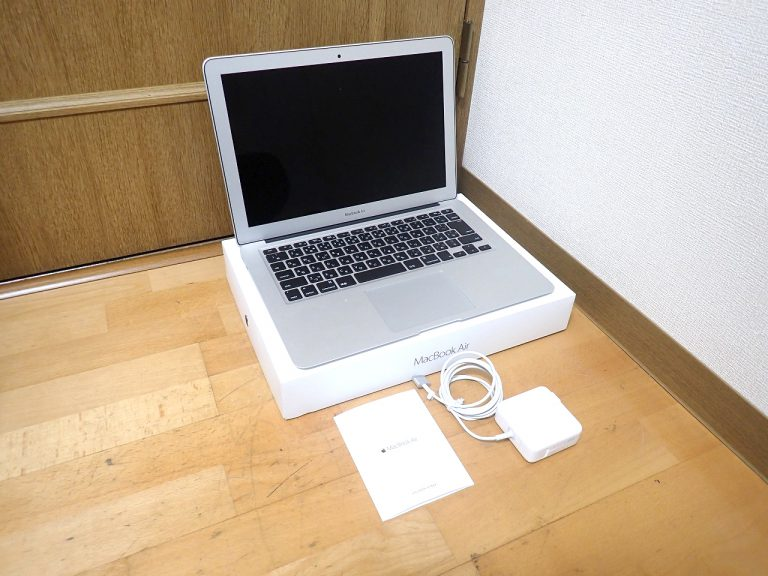 MacBook Apple Air MQD32J/A Mojave Core i5 1.8GHz メモリ 8GB SSD 128GB 13.3インチ Thunderbolt アップル マックブックエア