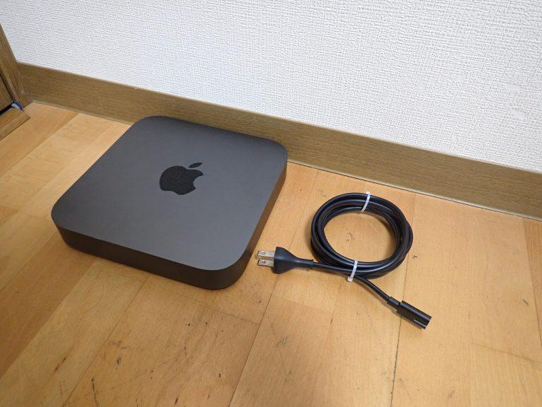 Mac mini Apple 2018 A1993 Mojave 3.2GHz Intel CORE i7 32GB 2667 MHz DDR4 UHD Graphics 630 1536 MB SSD 1TB マックミニ
