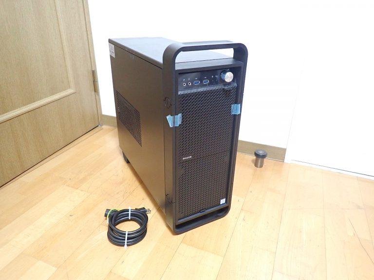 パソコン mouse DAIV Z7 Win 10 intel Core i7-9700 AMD Radeon RX 5700 メモリ 16GB SSD 256GB HDD 2TB ゲーミングPC