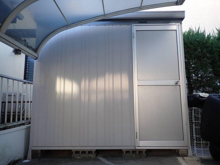 稲葉物置 イナバ INABA ネクスタプラス 断熱材物置 倉庫 NXP-36HD W265 H236 D137 約3平米 約1坪